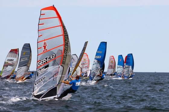 Super Start bein Surf Cup auf Sylt