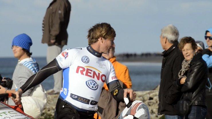Björn Dunkerbeck hat 41 Weltmeistertitel