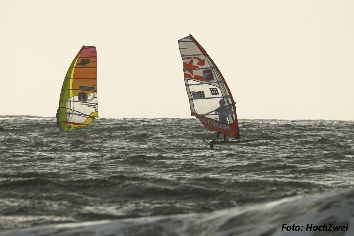 2. Tag beim Windsurf World Cup
