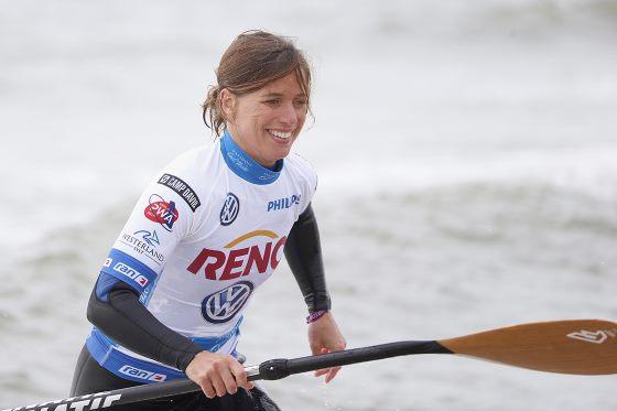 Steffi Wahl SUP