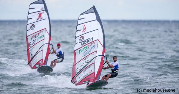 Vincent Langer beim Surf Cup Sylt
