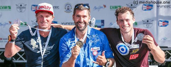 So sehen Sieger beim Surf Cup Sylt aus