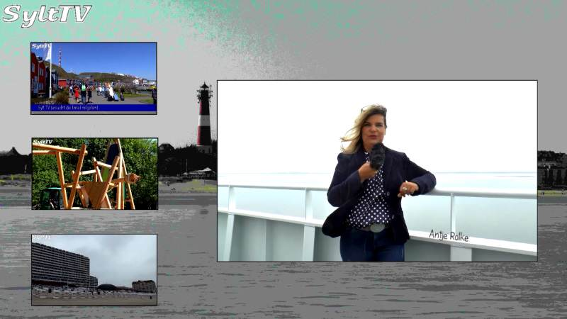 Antjes Sylt News vom Pfingstwochenende 2018 - 21.05.