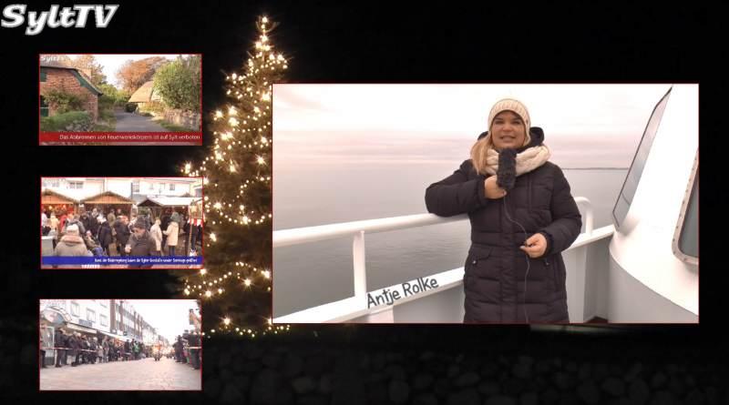 Die weihnachtliche Sylt TV Sendung vom 24. Dezember 2018