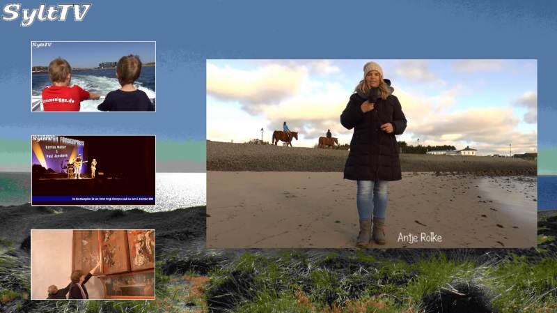 Die aktuellen Sylt TV Inselnachrichten vom 29. Oktober 2018