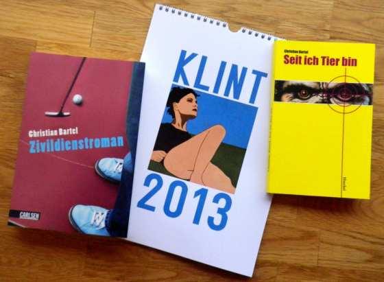 Kalenderpräsentation + satirische Lesung im Atelier Klint auf Sylt