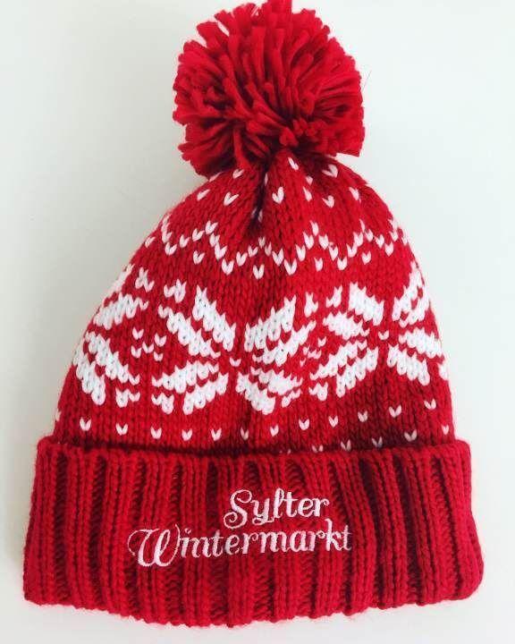 Sylter Wintermarkt Mütze