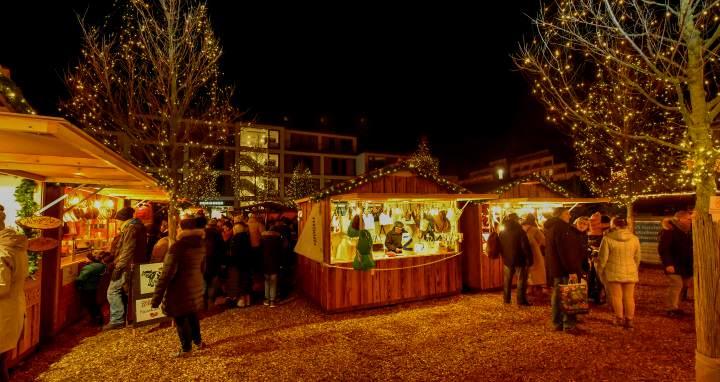 Sylt erwartet hyggeligen Lichterglanz und den Weihnachtsmann