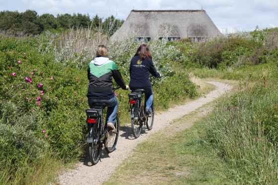 E-Bike Touren Sylt