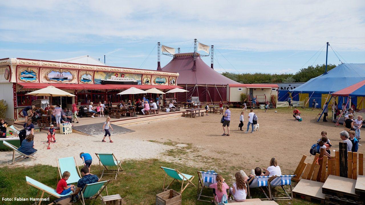 2020 kommt der Circus Mignon wieder nach Wenningstedt