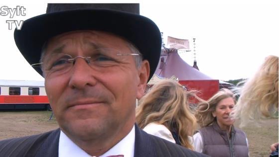 Zirkusdirektor Martin Kliewer