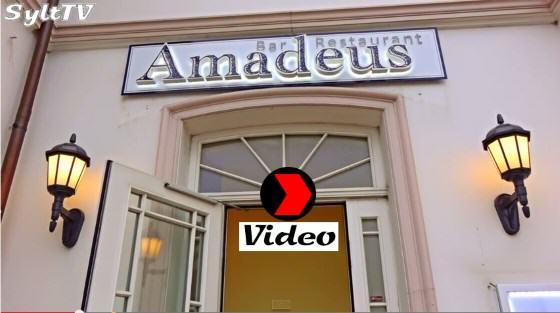 Amadeus Bar & Restaurant in Westerland