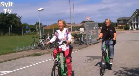E-Bikes Gemeinde Sylt