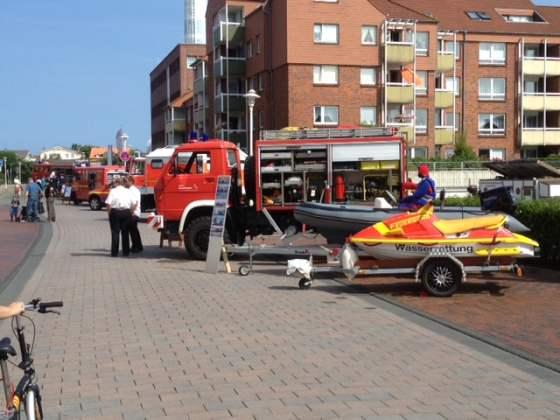 Feuerwehr Westerland
