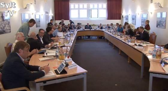 Gemeinderat Sylt