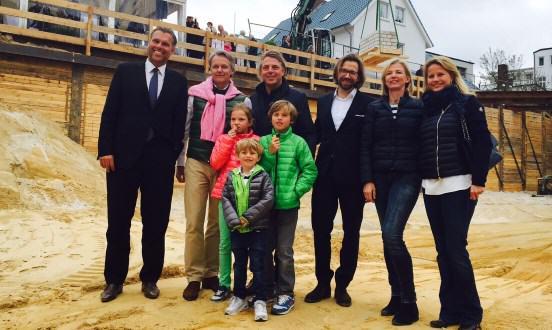 Westerland auf Sylt bekommt Neue Mitte