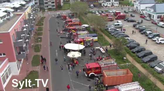 Westerländer Feuerwehr bekommt eine neue Wache