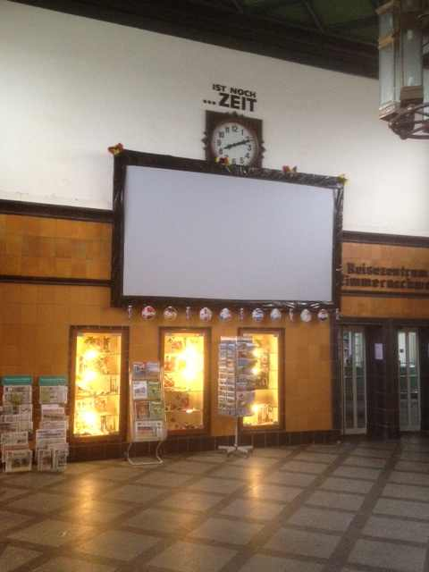 Westerland für EM Public Viewing gerüstet