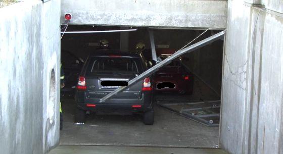 Unfall Marienstraße Westerland