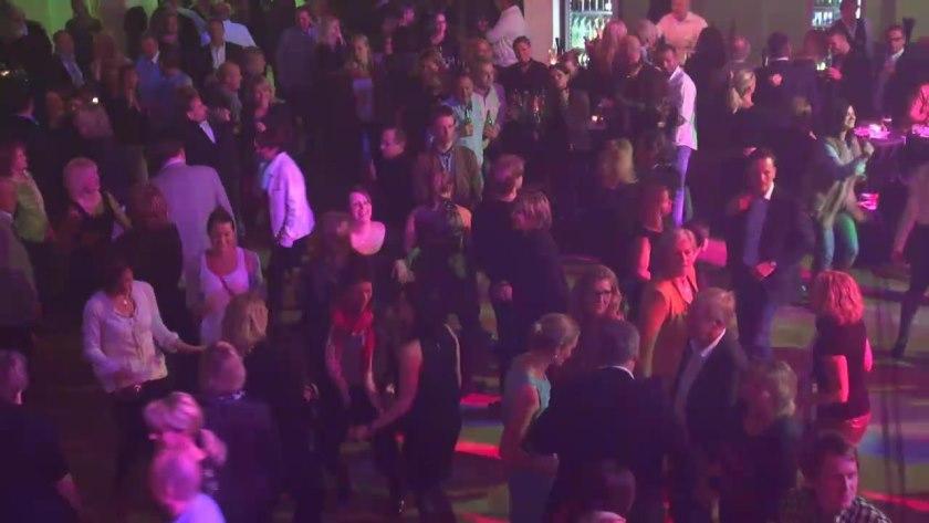 Sylter Unternehmer feierten mit 400 Gästen eine tolle Party