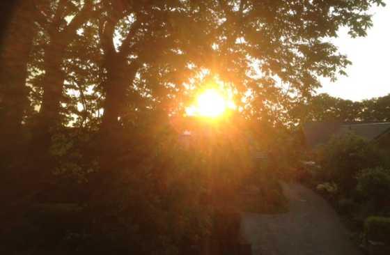 Wetter auf Sylt vom 21. bis 24.Juni 2012